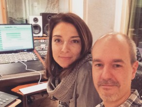 Mixing session with Alma Micic