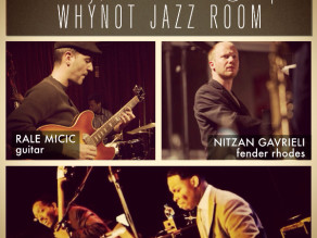 Quartet at Whynot Jazz Room