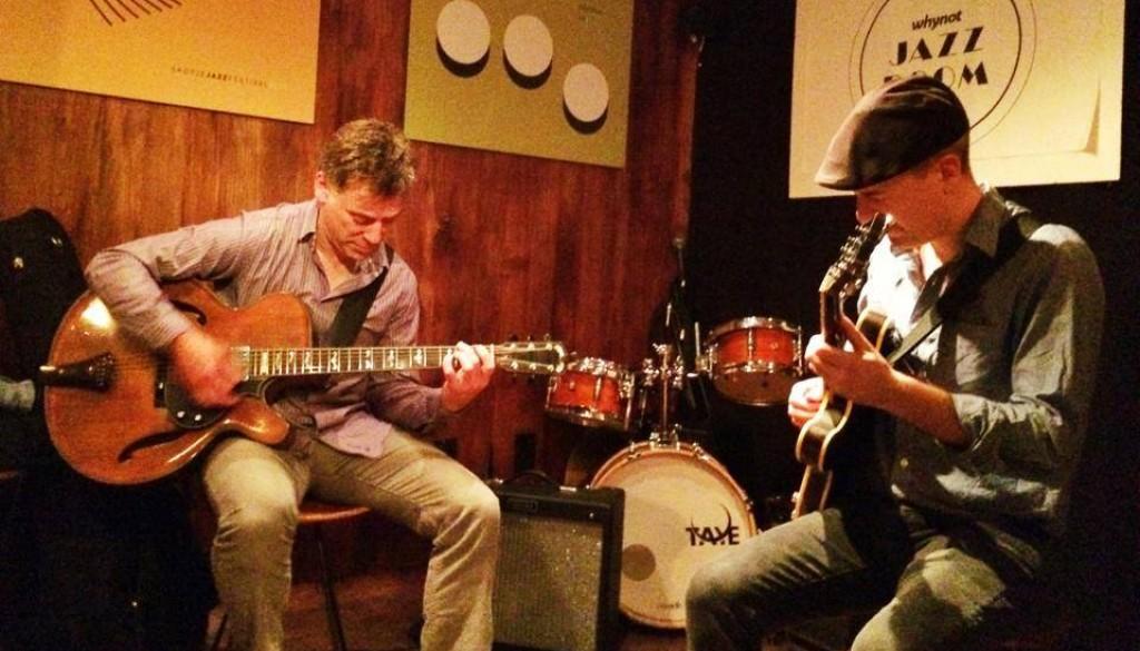 Rale Micic & Peter Bernstein at Linda's Jazz Nights