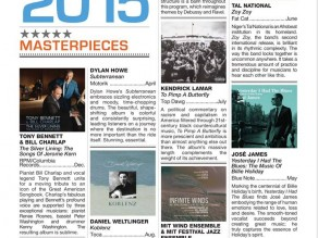 """""""First Impressions"""" Downbeat's best of 2015"""