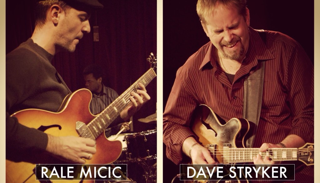 Duo with Dave Stryker – Guitar x2 Series