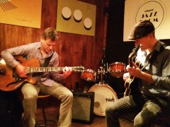 Rale Micic & Peter Bernstein Duo, Guitar x2 Series, Jazz at The Hill, NYC