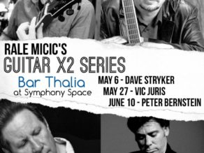 Guitar x2 Series at Symphony Space