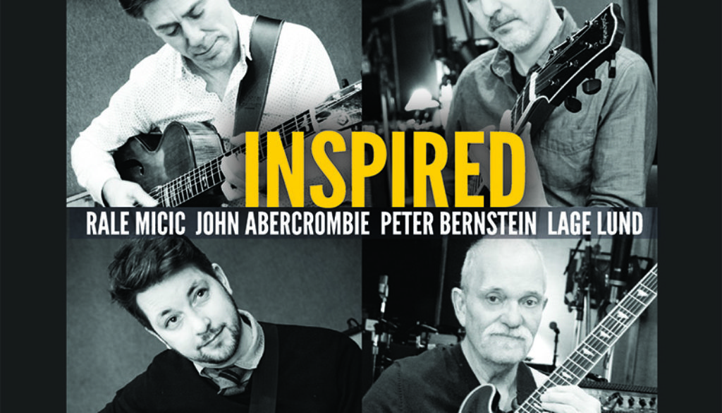 Inspired at Blue Note Jazz Club on May 22!