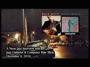 Neon Jazz Interview with Rale Micic