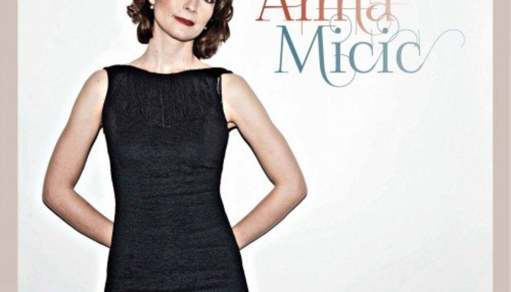 """Alma Micic's """"That Old Feeling"""" is out, produced by and featuring Rale Micic on guitar"""