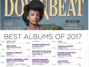 Inspired picked as one of the best albums of 2017 by Downbeat